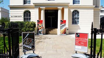 2733. 【ロンドン滞在記】英国王立音楽院博物館を訪れて