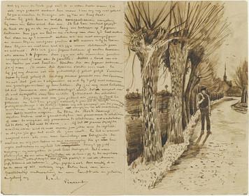 1839. ゴッホの手紙