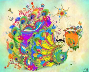 739. 生成の波と創造性の四つの発達段階