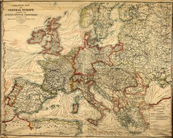 2350. 中欧旅行の計画