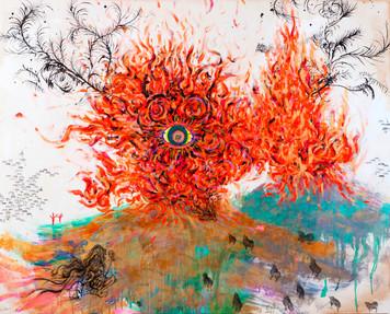 1323. 意識の向こう側と精神の火