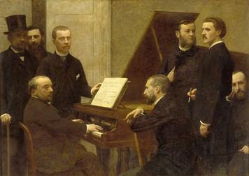 3868. 作曲家の人生史及び思想の探究:音楽と時間