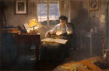 944. ベートーヴェンが曲に込めた法則性の探究に向けて