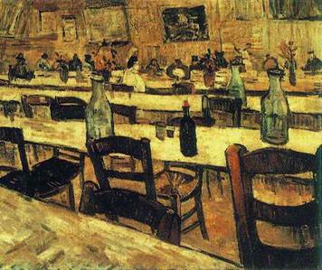 3418. 不思議なレストランに行く夢
