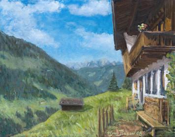 1882. オーストリアの片田舎オーベルンドルフでの記憶