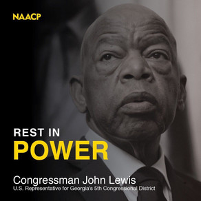 July 29th: Remembering John Lewis and the Cause of Beloved Community