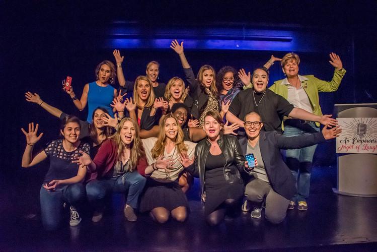 Empowering Night of Laughter Event Orlan