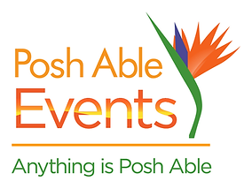 Posh Able Events - Anything is Posh Able