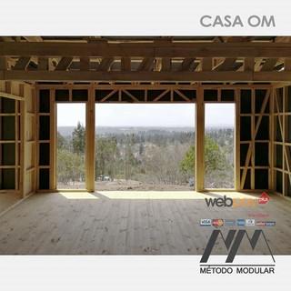 En Construcción casa OM_Kit inicial 54m2