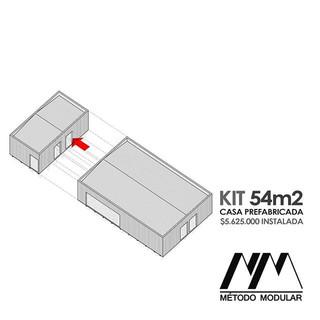 Kit 54 + Módulo de crecimiento _Compra e