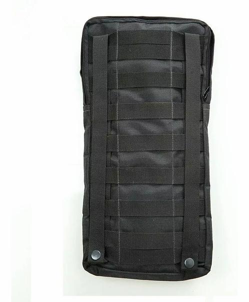 Porta Camelback Modular Preto Cia Militar