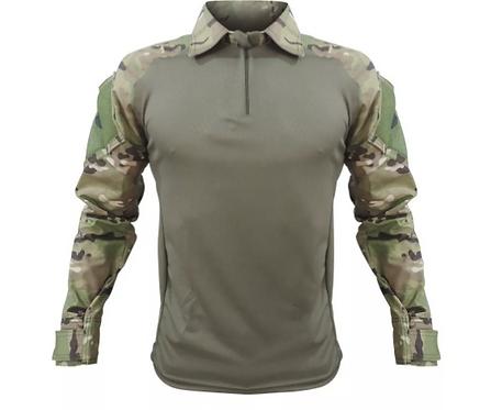 Combat Shirt - Multicam - Fox Boy