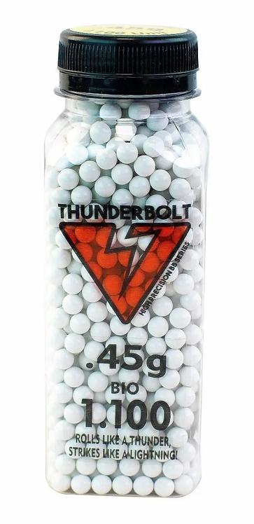 Thunderbolt - BBs 0.45g - 1100 Unid