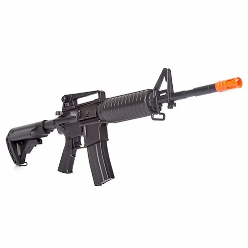 Rifle De Airsoft Elétrico Double Eagle M819 M4a1 Gear Box Me