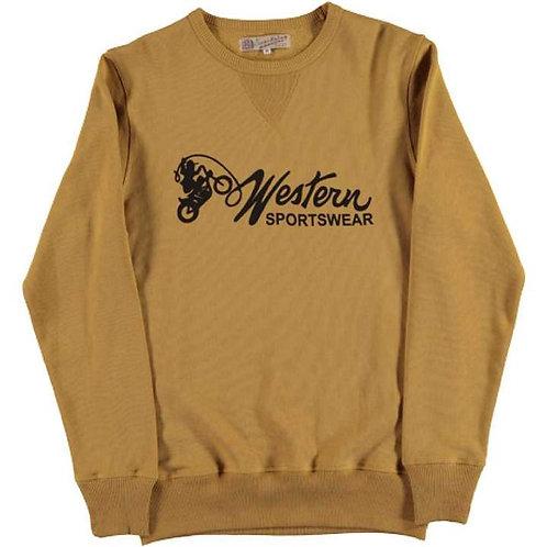 Eat Dust Western Sportswear Sweater