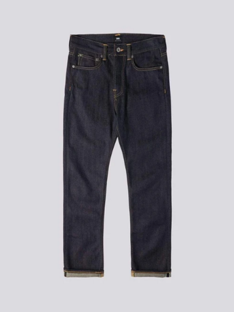 Edwin ED 55 Rainbow Selvage I Blue Unwashed