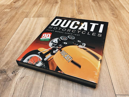The complete book of Ducati