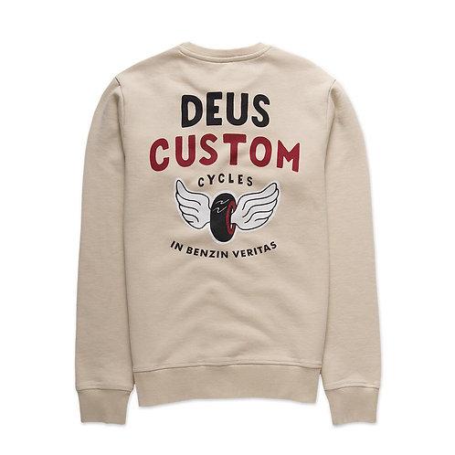 Deus Eviction Crew Off White