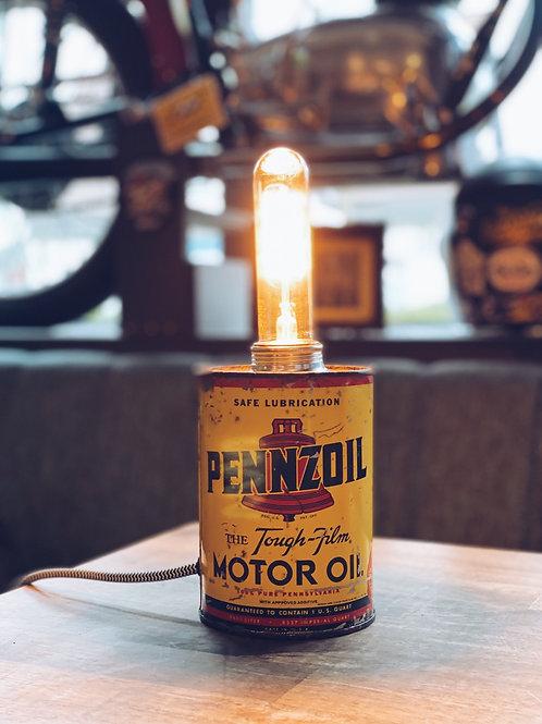 Pennzoil light