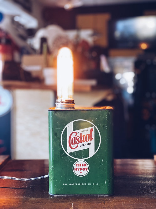 Castrol  'TH10 Hypoy' light