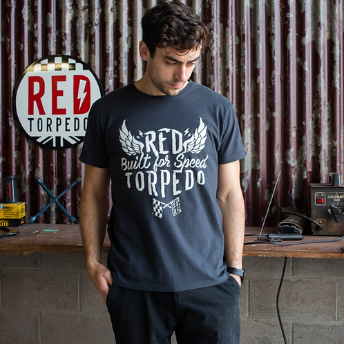 Red Torpedo 'Built for Speed'