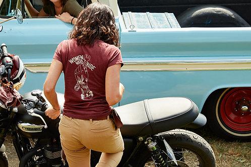 Wildust sisters T-shirt - Woman Who Ride