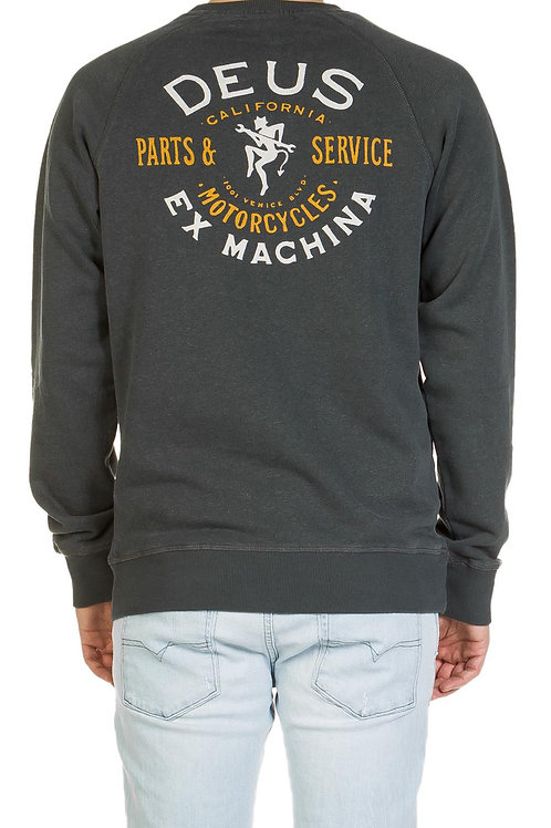 DEUS Devil Crew Sweater