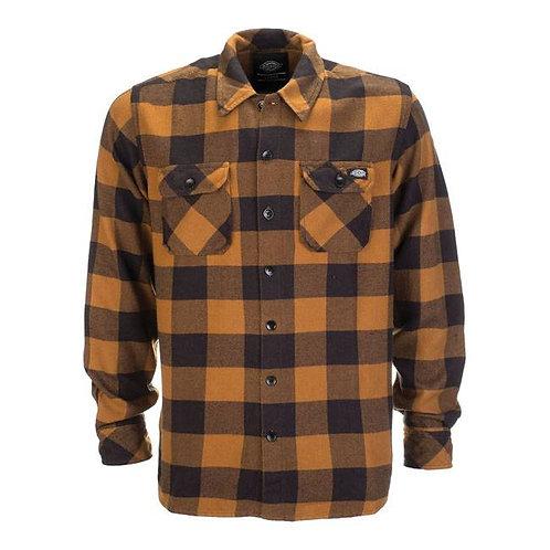 Dickies 'Sacramento' Shirt | Mustard