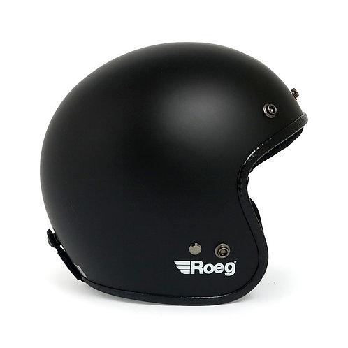 Roeg Jett Helmet - Matte Black