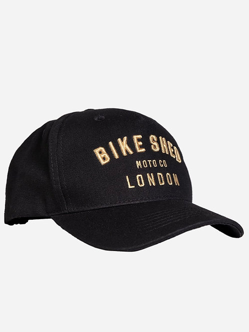 BSMC London Co. Cap l Black - Gold