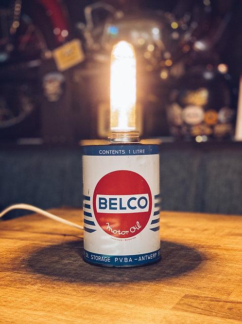 Belco Motor Oil light
