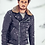 Thumbnail: DEUS Nail Leather Jacket