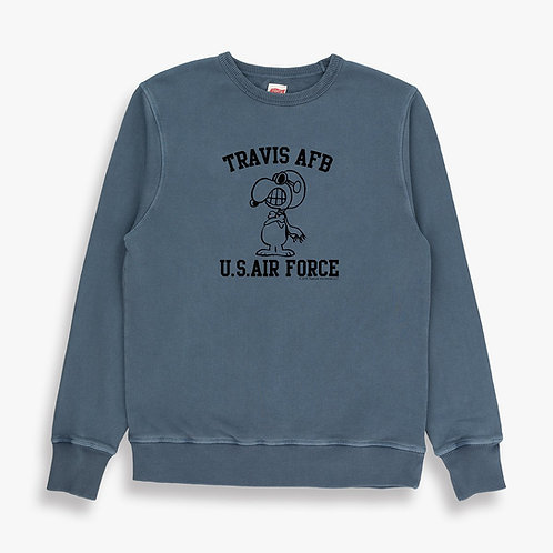 TSPTR Travis AFB Sweater - Navy