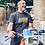 Thumbnail: The Bike Shed -Steps T-Shirt Navy-