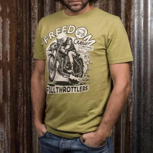Holy Freedom Full Throttle T-Shirt