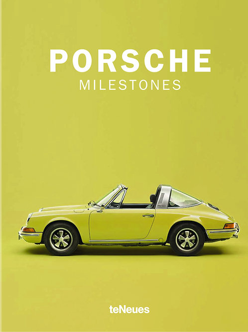 The Porsche Book - Milestones