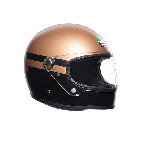 AGV X3000 Superba | Black-Gold