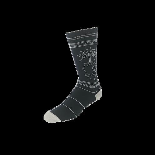 Kytone Skulls Socks