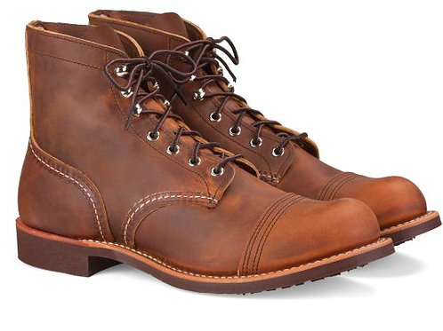 Red Wing I Iron Ranger Copper Rough & Tough