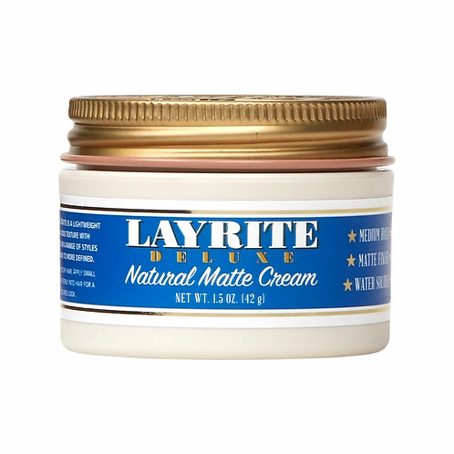 Layrite Natural Matte Cream I 42gr