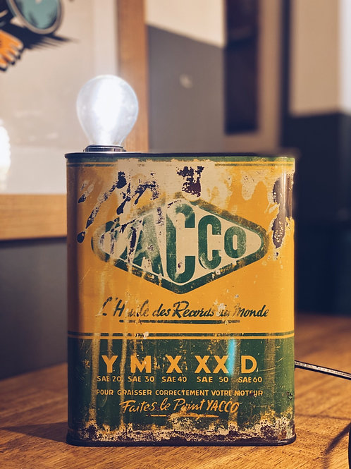 Yacco light (E14)