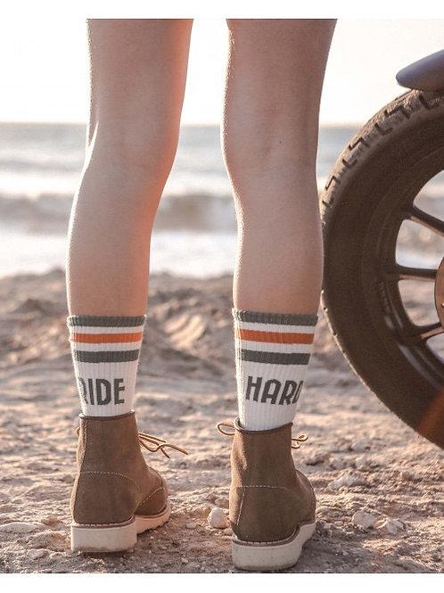 Wildust sisters Ride Hard socks