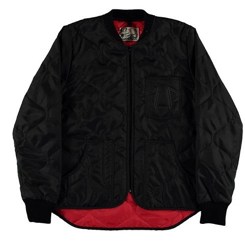 Eat Dust Frostbite Jacket | Black