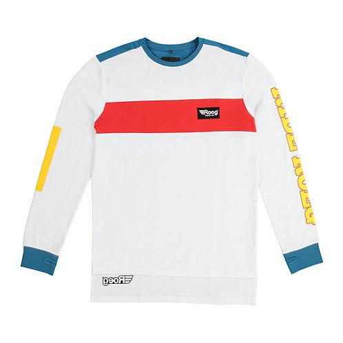 Roeg 'Kent' jersey - White