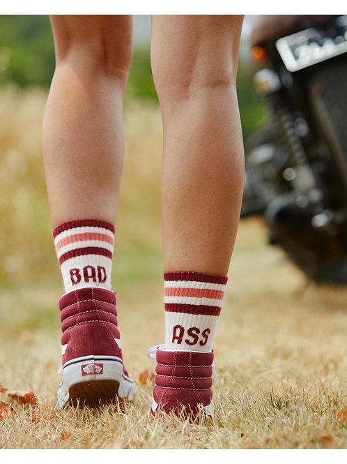 Wildust sisters Bad Ass socks