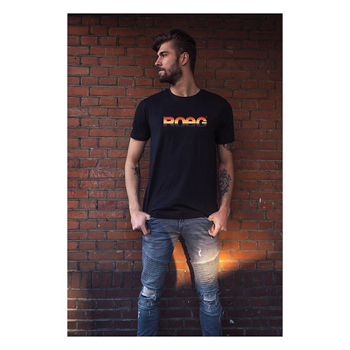 Roeg 'Solid' T-Shirt I Black