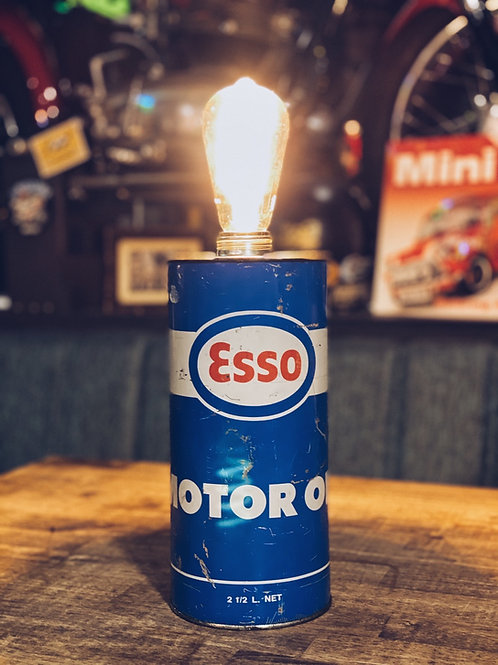 Esso Motor Oil 2 L 1/2 - Blue