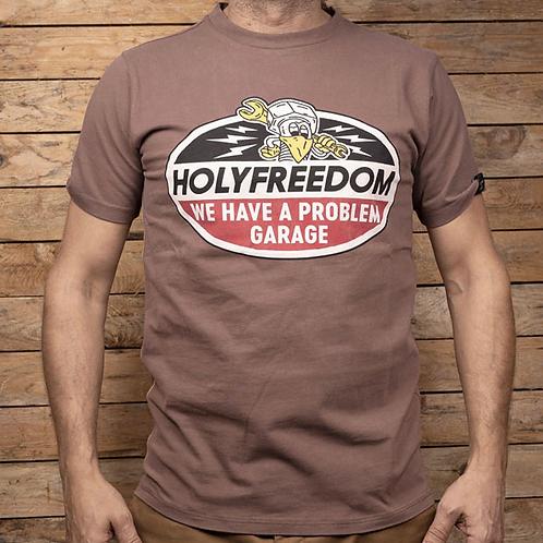 Holy Freedom 'Triple' T-shirt