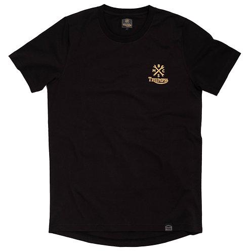 BSMC x Triumph Scrambler Bars T-Shirt