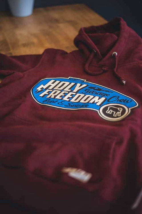 Holy Freedom Tank Hoodie